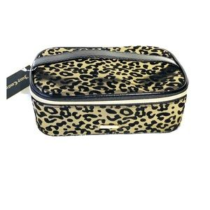 Juicy Couture Leopard Print Jewelry Box